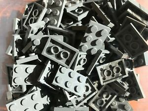 Lego 100 New Dark Bluish Gray Plates 2 x 3 Dot Pieces