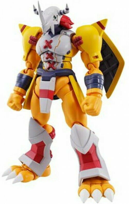 Digimon Our War Game  S.H. Figuarts Wargreymon Action Figure