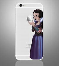 Snow White Back Decal Vinyl Skin Cover Sticker for Iphone 6/6s/7