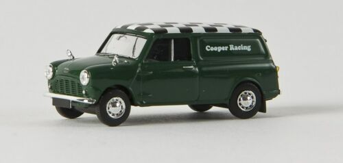 "Brekina 15354-1//87 austin mini van /""Cooper Racing/"" TD-nuevo"