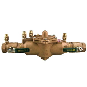 Watts 1 in FPT x FPT Bronze Reduce Pressure Zone Assembly Backflow Preventer