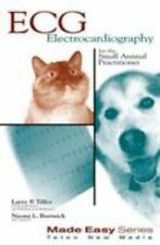 ECG for the Small Animal Practitioner (Made Easy Series)-ExLibrary