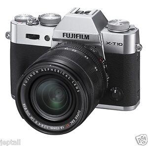 Fujifilm-X-T10-XT10-18-55mm-16-3mp-3-034-DSLR-Digital-Camera-Brand-New-Jeptall