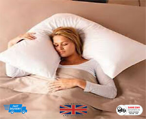 SPECIAL-OFFER-V-Shaped-Support-Pillow-neck-Shoulder-Back-Support-Pillow