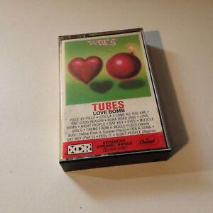 THE-TUBES-Love-Bomb-Cassette-Tape-EX