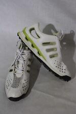 Women's ADIDAS Traxion Golf Shoes, Climacool Adiprene,Green&White Womens 10 B26