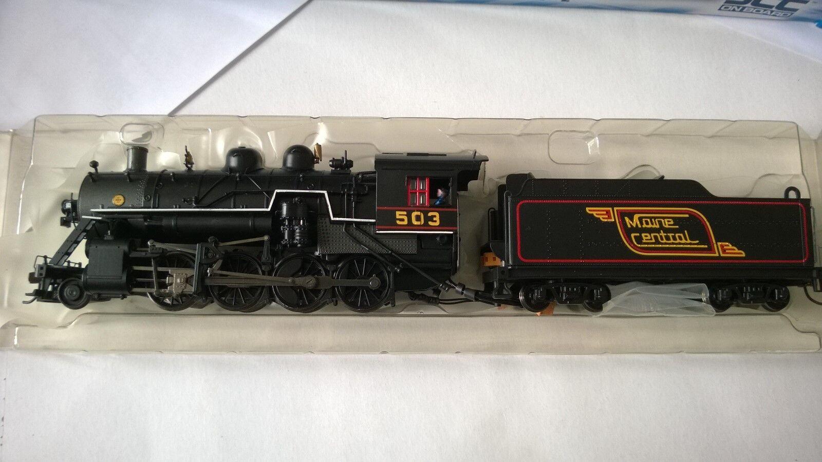51305 locomotora locomotora locomotora Baldwin 2 - 8 - 0 Bachmann DCC tren ho 1   87 fec