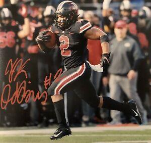 J. K. Dobbins Autographed Signed 8x10 Photo ( Ohio State Buckeyes ) REPRINT