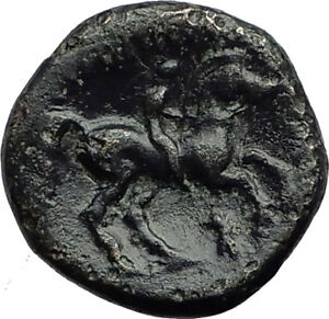Philip-II-359BC-Olympic-Games-HORSE-Race-WIN-Macedonia-Ancient-Greek-Coin-i65144