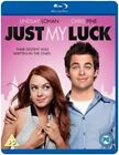 Just My Luck (Blu-ray, 2014)