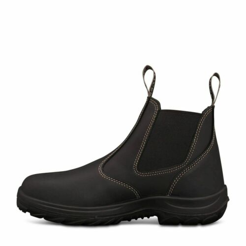Oliver 26 Series Black or Claret Elastic Sided Non Safety Boot