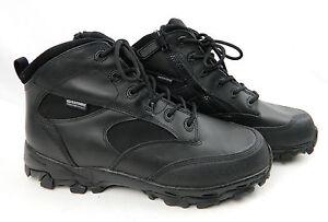Mint-Blackhawk-Warrior-Wear-Side-Zip-Men-039-s-Waterproof-Boots-Size-10-5-Swat-Ops
