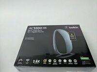 Brand Sealed Belkin Ac1200 Db Wi-fi Dual-band Ac+ Gigabit Router