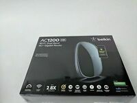 Brand Sealed Belkin Ac1200 Db Wi-fi Dual-band Ac+ Gigabit Router