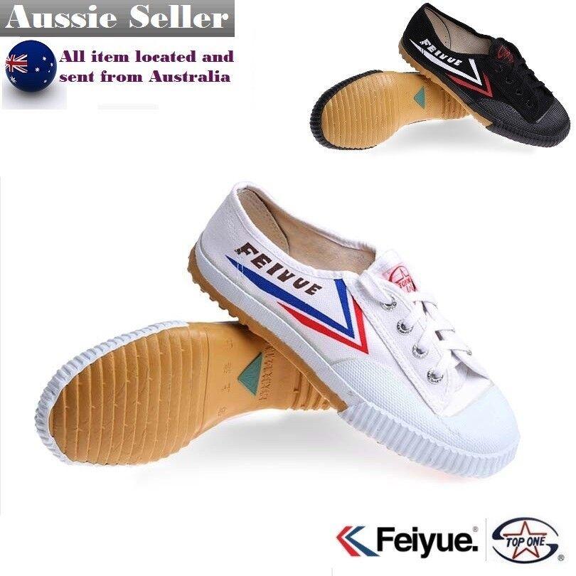 Feiyue Kung Fu Martial Chi Arts Parkour Wushu Tai Chi Martial Training Shoes 62da06