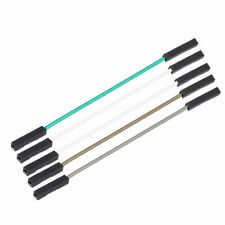 Female To Female 1pin Jumper Wire 254mm Pitch Ribbon Cable 110mm Long 5pcs