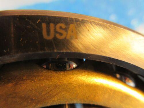 60 mm ID x 110 mm OD x 22 mm Wide USA SKF 7212 BEY Angular Contact Ball Bearing