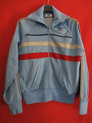 Veste Vintage First Ciel ADIDAS Ventex 80'S Made in France BE taille 162 | eBay