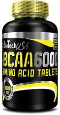 Biotech USA BCAA 6000 - 2:1:1 Ratio Isoleucine, Leucine and Valine Amino Acid