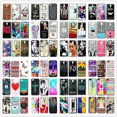 New Hot Pattern Hard Back Case Cover For iPhone 5S 5C SE For Iphone 6S plus 4s
