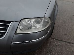 Volkswagen-Passat-4-Door-Saloon-2003-2004-HEADLAMP-HEAD-LIGHT-LAMP-FRONT-LEFT