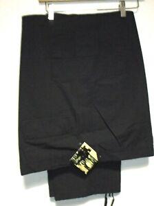 Men-039-s-Pants-BDU-by-Urban-Patrol-Ultra-Uniforms-Cargo-Black-2X-Regular