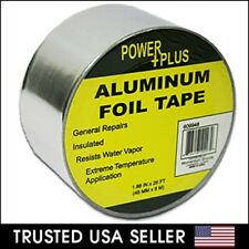 1 Roll 10 Yards 9 Meters Aluminum Foil Tape 189 Wide 48mm Emi Heat Shield