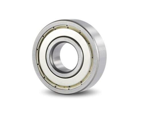 KML 6908-ZZ 40mm X 62mm X 12mm Double Shield Deep Groove Ball Bearing NEW!