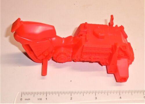 GI JOE véhicule partie 1994 STREET FIGHTER le film Karate Chopper corps