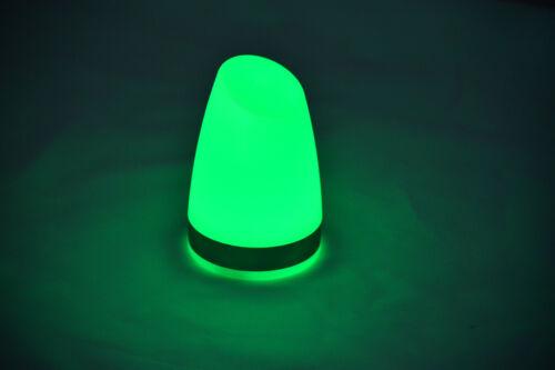 Tischlampe Gartenleuchte Campinglampe LED 4 Farben Zäune Zaun Terasse Gastronomi