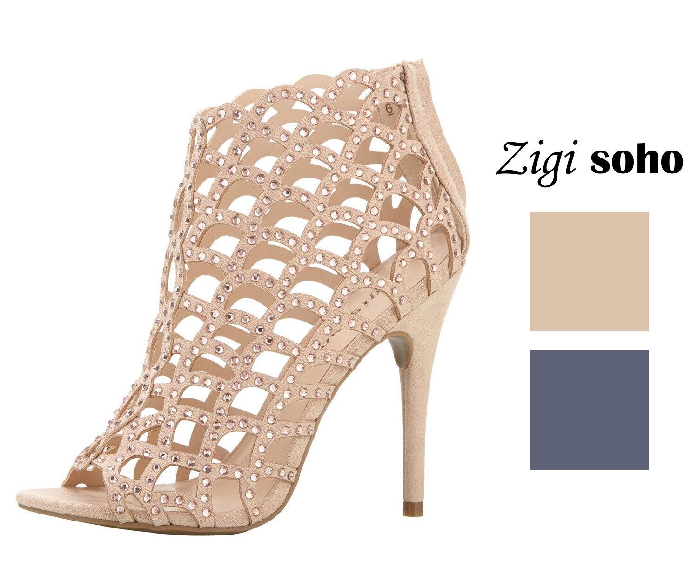 ci sono più marche di prodotti di alta qualità Zigi Soho Soho Soho donna Duran Caged Heel  per il commercio all'ingrosso