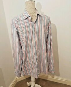 Marks-and-Spencer-Autograph-pink-blue-mix-striped-long-sleeve-shirt-size-16-5