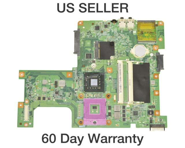 Dell Inspiron 1545 Intel Laptop Motherboard G849F 70166-035-0TF0-A01 554AQ01161