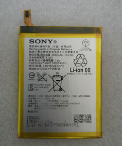 Original-Battery-LIS1632ERPC-2900mA-For-Sony-Xperia-XZ-F8331-F8332-DUAL-Warranty