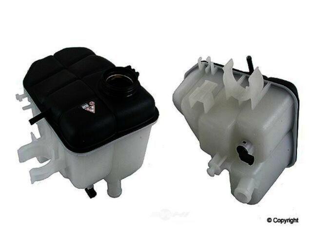 Engine Coolant Recovery Tank-Genuine Engine Coolant Reservoir WD Express