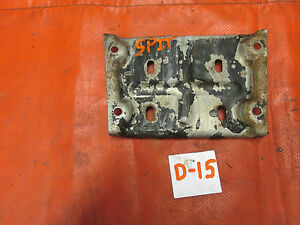 Triumph-Spitfire-Original-Rear-Transmission-to-Frame-Mounting-Plate