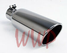 Gibson 500404 Polished Stainless Steel Exhaust Tip