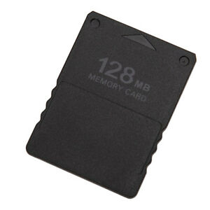 carte-memoire-64-Mo-pour-Sony-PlayStation-2-PS2-Slim-console-Data-Stick-I