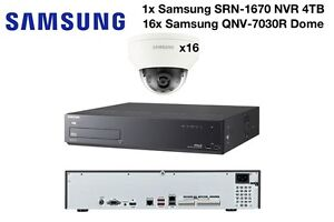 Samsung-4MP-Vandal-Res-Network-Dome-Camera-x16-amp-16CH-NVR-PoE-4TB-CCTV-Package