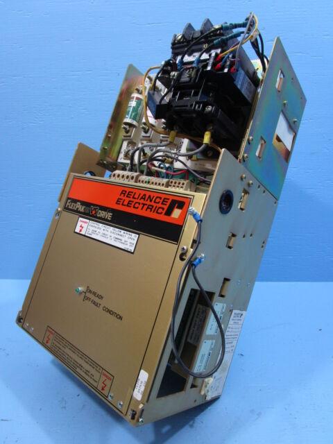 Reliance Electric DC Drive Flexpak Plus 14C103 3Hp NIB