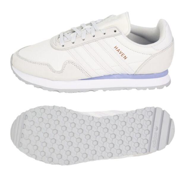 93cf0d51b0 Adidas Men Originals Haven Shoes Running White Sneakers Boot Casual Shoe  CQ2523