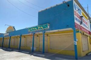 5 LOCALES EN VENTA EN SALVARCAR CON CAJONES DE ESTACIONAMIENTO Y EN ESQUINA BIEN UBICADOS PARA UN...