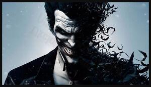 Batman-gedreht-Joker-Comic-bats-t-shirt-mens-Kinder-TOPS-S-M-L-XL-2XL-3XL-4XL