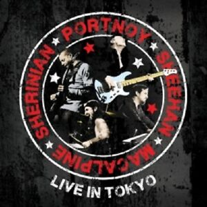 PORTNOY-Sheehan-MacAlpine-sherinian-Live-in-Tokyo-2-CD-PROGRESSIVE-ROCK-NUOVO