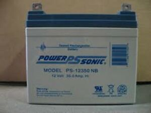 BATTERY-FOR-ACTIVECARE-CATALINA-AGM-12V-35AH-PS-12350-2-EACH