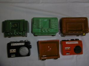 6 TIRELIRES ...THEME RADIO TSF. FAIENCE (A CASSER ? ) vin6Zvzm-09084832-437745037