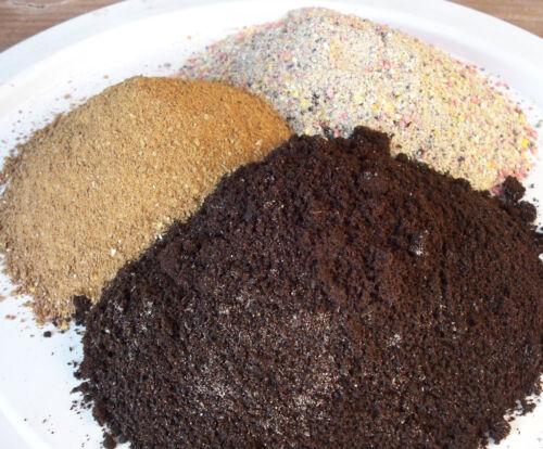 5 kg correspondait Foncé aliments composés 1kg//3, 00eur ALIMENTS Angel Poisson lockfutter