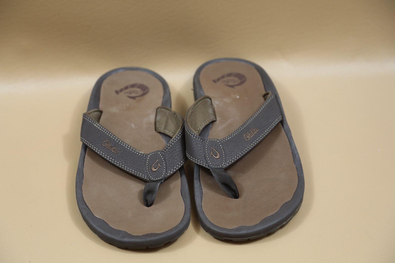 82 OluKai 'Ohana' Flip Flop Mens' Size 10-43