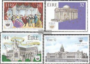 Irland-755-758-kompl-Ausg-postfrisch-1991-Dublin