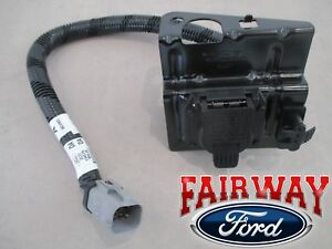 02 thru 04 f-250 f-350 super duty ford 4 & 7 pin trailer tow wiring harness  plug | ebay  ebay